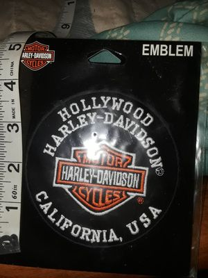 Harley patch for Sale in Rock Island, IL
