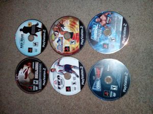 Ps2 games for Sale in Sterling, VA
