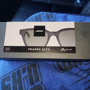 Bose Frames Alto Sunglasses 🕶 😎 Bluetooth S/M for Sale in Chula Vista, CA