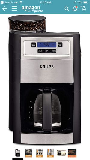 Coffee maker and grinder for Sale in Seattle, WA