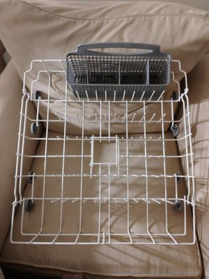 DISHWASHER RACK, REPLACEMENT (BOTTOM RACK; INCL SILVERWARE RACK) for Sale in Pompano Beach, FL