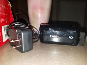 HD Camcorder Canon. for Sale in Tampa, FL