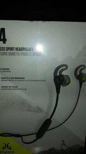 "X4 Wireless Sport HeadPhones ""BRAND NEW"" for Sale in Baytown, TX"