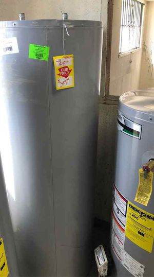 Electric water heater PZBZ for Sale in El Paso, TX