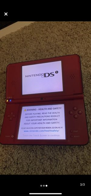Nintendo DSI XL- Super Mario Bros. 25th Anniversary Edition for Sale in Franklin, TN