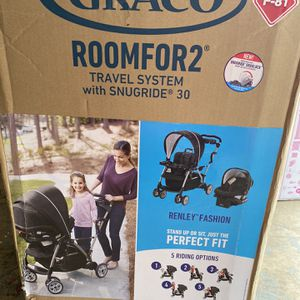 Graco Stroller and CarSeat for Sale in Greenville, SC