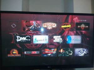 Modded 4.85 super slim PS3 250gb ps3HEN for Sale in Irving, TX