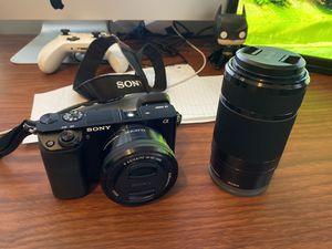 Sony Alpha a6000 Mirrorless 24.3MP Camera for Sale in Prattville, AL