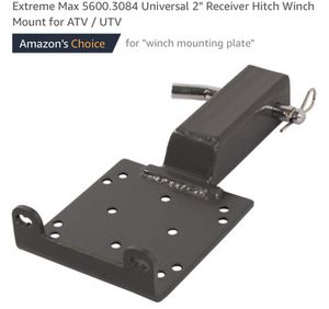 ATV quick release winch mount for Sale in Hudson, FL