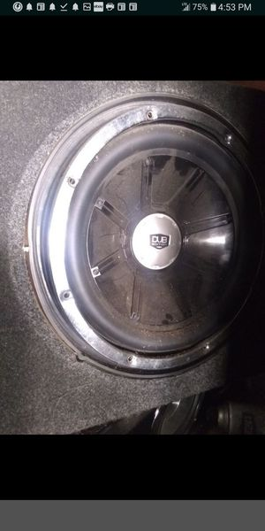 12 inch Dub subwoofer 1400 watts for Sale in Whittier, CA