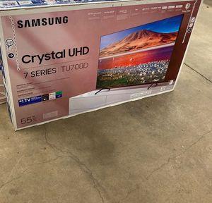 Samsung seven series UN55TU700DFX RR for Sale in Houston, TX