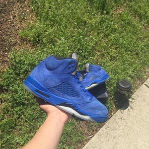 Jordan 5 size 10.5 for Sale in Burke, VA