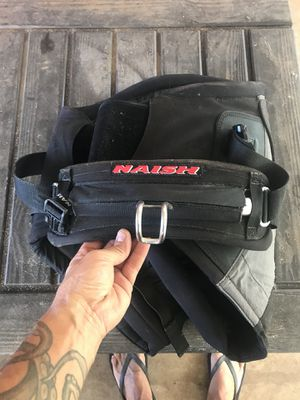 Used, Naish large seat harness kitesurfing kite boarding for Sale for sale  Waianae, HI