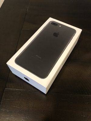 Apple iPhone 7 Plus black 128gb for Sale in Portland, OR