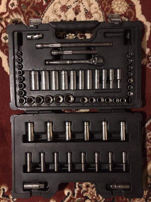 3/8 MATCO Socket Set