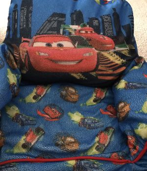 Cars bean bag chair for Sale in Plymouth, CT