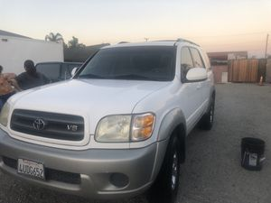 2002 Sequoia for Sale in Fontana, CA
