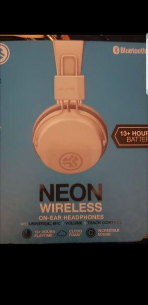 Neon ear headphones for Sale in Garden Grove, CA