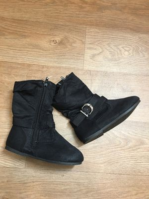 Little girls boots size 12 New no tags for Sale in St. Louis, MO