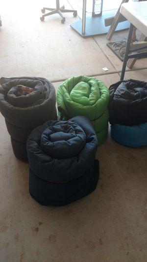 Set of 4 sleeping bags for Sale in Buckeye, AZ