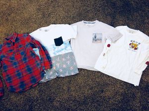 Boys shirts and flannel. Open to offers! for Sale in Upland, CA
