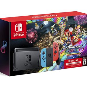 Nintendo Switch Console :Bundle 💥Mario Kart 8 Deluxe for Sale in Miami, FL