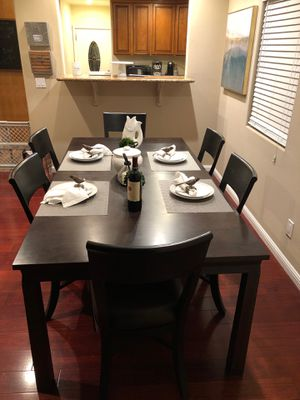 Dining room set. Must sell ASAP for Sale in San Jose, CA