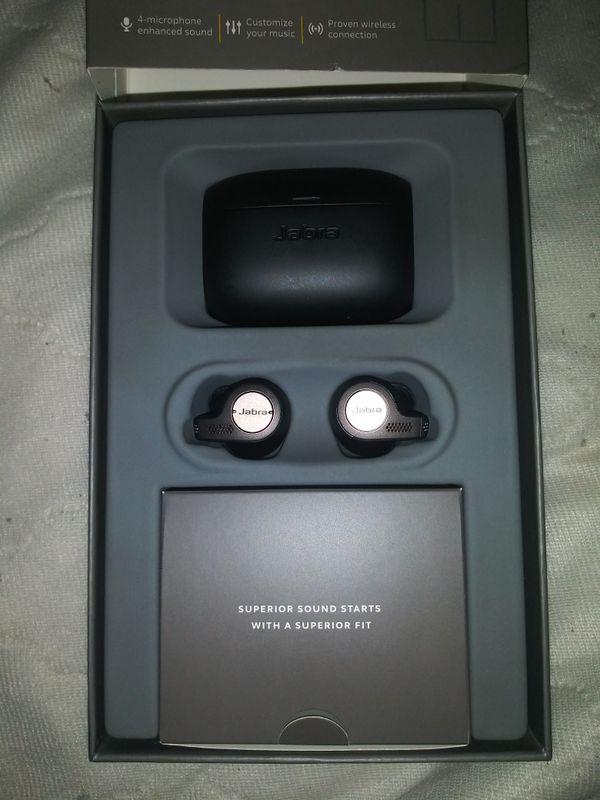 Jabra GN ELITE 65t True Wireless Bluetooth EarBuds