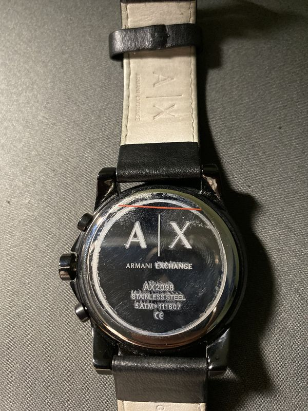 Original Armani Exchange Watch AX2098