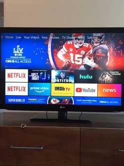 47 Inch LG High Def Tv for Sale in Seattle,  WA