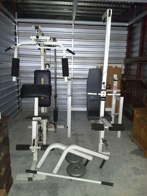 Home Gym Set for Sale in Atlanta, GA