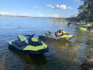 Two 2017 Seadoo sparks low hours for Sale in Tampa, FL
