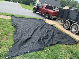 Tarp for trailer 14x8 for Sale in Charlotte, NC