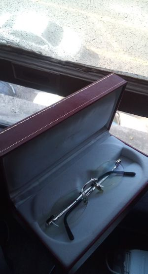 Authentic Cartier eye glasses for Sale in Los Angeles, CA