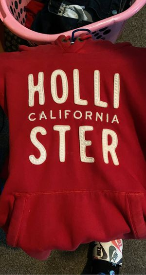 Hollister red hoodie size XL for Sale in Sacramento, CA