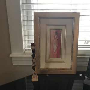 Painting And Figurine for Sale in Baltimore, MD