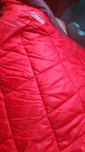 Coleman camping sleeping bag for Sale in Vancouver, WA