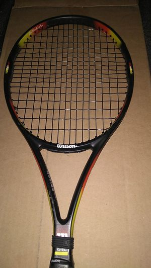 Wilson pro staff classic 6.1 tennis racket federer for Sale in Wheaton, MD