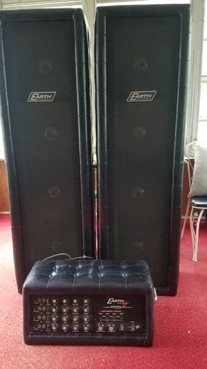 EARTH PA SYSTEM for Sale in Smithtown, NY
