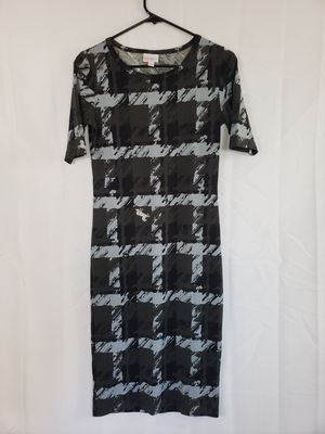 Lularoe Unicorn dress. Size XS. Measurements in 4th picture for Sale in Lacey, WA
