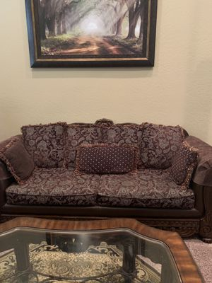 Sofa and love seat for Sale in Fresno, CA