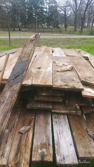 Old barn wood for Sale in Henderson, TX
