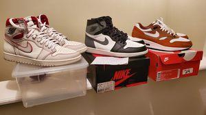 Mens Nike Air Jordan Air Max Curry Yeezy V2 sz 11-11.5 for Sale in Thornton, CO