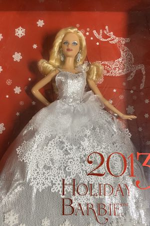 Holiday Barbie 2013 for Sale in Brentwood, CA