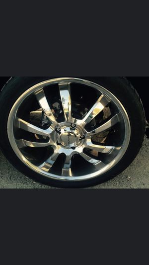 Chrome Rims for Sale in East Wenatchee, WA