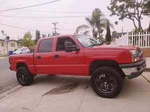 2005 chevy silverado for Sale in National City, CA