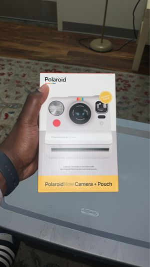 Polaroid Now Camera (with pouch) for Sale in Millersville, PA