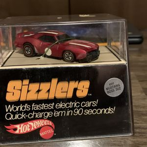 Hot Wheels Vintage Sizzler Mustang Collectible for Sale in Buena Park, CA