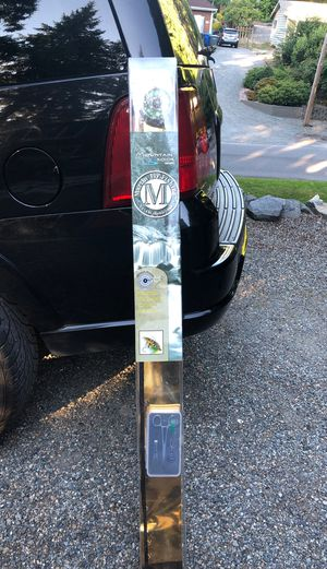 Rod and Reel 9', 2 piece, 5/6 Martin fly fishing Mountain Brook, for Sale in Lake Tapps, WA