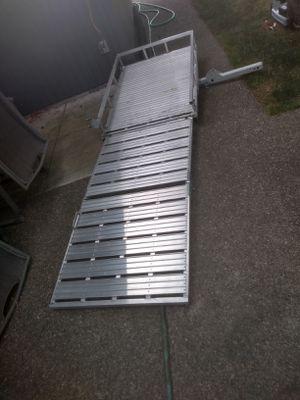 Aluminum handicap ramp for Sale in Edgewood, WA